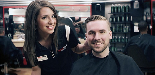 Sport Clips Haircuts of Pasadena - Colorado Blvd​ stylist hair cut
